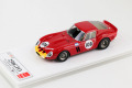 ** 予約商品 ** SCM Model 1/43 Ferrari 250GTO #3445GT #108 1963 Targa Florio GT3.0 2nd Limited 40pcs