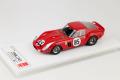 ** 予約商品 ** SCM Model 1/43 Ferrari 250GTO #3987GT #85 1962 Tourist Trophy Nassau Winner Limited 40pcs
