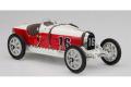 【お取り寄せ商品】 CMC M-100-B007 1/18 Bugatti T35 1924 Nation Color Project - Monaco