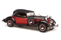 ** 予約商品 ** CMC C010 1/12 Horch 853 1937 Red / Black