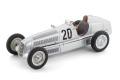 CMC M103 1/18 メルセデス W25 1934 Eifelrennen #20 M.V.Brauchitsch