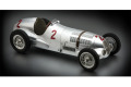 CMC M114 1/18 メルセデス ベンツ W125 Donington GP 1937 #2 1000pcs