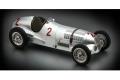 【お取り寄せ商品】 CMC M114 1/18 メルセデス ベンツ W125 Donington GP 1937 #2 1000pcs