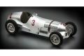 CMC M115 1/18 メルセデス ベンツ W125 Donington GP 1937 #3 1000pcs