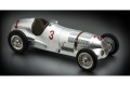 【お取り寄せ商品】 CMC M115 1/18 メルセデス ベンツ W125 Donington GP 1937 #3 1000pcs