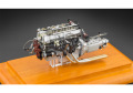 CMC M133 1/18 アストンマーティン DB4 Zagato 1961 エンジン ディスプレイケース付き