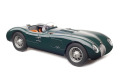 ** 再入荷待ち ** CMC M191 1/18 Jaguar C-Type 1952 British Racing Green