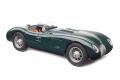 ** 予約商品 ** CMC M191 1/18 ジャガー C-Type 1952 (British Racing Green)