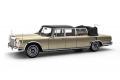 ** 予約商品 ** CMC M217 1/18 Mercedes-Benz 600 Landaulet Two tone Beige/Brown Limited 800 pcs