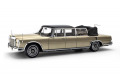 ** 予約商品 ** CMC M217 1/18 Mercedes-Benz 600 Landaulet Two tone Beige/Brown