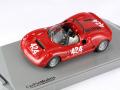 CarPin Models CP07 フィアット Abarth 2000SP Targa Florio #424 1966