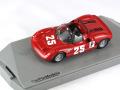 CarPin Models CP09 フィアット Abarth 1000SP 500km Nurburgring 1966
