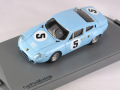 CarPin Models CP11 シムカ Abarth 2000GT European Hill-climb 64
