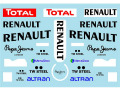 Museum collection D551 1/18 Renault R29 Japanese,Abu DhabiGP【メール便可】