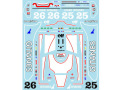 Museum collection D784 1/20 Ligier JS11 (Tamiya) 【メール便可】