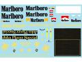 Museum collection D948 1/43 Senna Box Tabacco 97T & MP4/8 set 【メール便可】