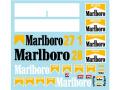 Museum collection D968 1/18 Ferrari 412T2 Tabacco (PMA) 【メール便可】