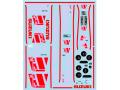 Museum collection D977 1/12 Suzuki RG250 & 400Gamma Walter Wolf (Hasegawa,Tamiya) 【メール便可】