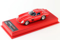 BBR Deluxe 073ADL Ferrari 250GTO 1964 Rosso Corsa (Red Leather Base) Limited 26pcs