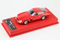 ** 予約商品 ** BBR Deluxe 77ADL Ferrari 330LMB street 1963 Red