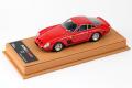 BBR Deluxe 77ADL Ferrari 330LMB street 1963 Red (Beige leather Base) Limited 23pcs