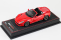 BBR Deluxe C233BDL Ferrari 812 GTS Rosso Corsa (Black Leather Base) Limited 20pcs