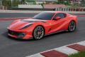 ** 予約商品 ** BBR Deluxe C259B2DL Ferrari 812 Competizione Rosso Corsa / horizontal racing giallo fly stripe