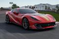 ** 予約商品 ** BBR Deluxe C259BDL Ferrari 812 Competizione Rosso Corsa / racing giallo fly stripe