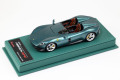 BBR Deluxe CDL309 Ferrari Monza SP2 Met. Green (Green leather Base) Limited 26pcs