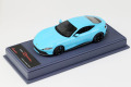 BBR Deluxe CDL341 Ferrari Roma Baby Blue (Blue Leather Base) Limited 26pcs