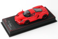 BBR Deluxe CDL400 Ferrari ENZO F1 2007B Red (Black Leather Base) Limited 80pcs