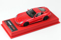 BBR Deluxe CDL599B Ferrari 599GTO F1 2007 Red (Red Leather Base) Limited 33pcs