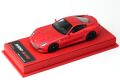 BBR Deluxe CDL599C Ferrari 599GTO F1 2007 Red Matt (Red Leather Base) Limited 20pcs