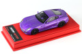 BBR Deluxe CDL599G Ferrari 599GTO Viola Medio Gloss (Red Leather Base) Limited 20pcs