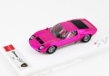 EIDOLON EM319R Lamborghini Miura P400 SV 1971 Flash Pink Limited 25pcs