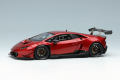 EIDOLON EM324D Lamborghini Huracan LP620-2 Super Trofeo 2014 Candy Red Limited 50pcs