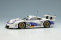 ** 予約商品 ** EIDOLON EM329B Porsche 911GT1 EVO Le Mans 1997 No.26