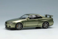 【お取り寄せ商品】 EIDOLON EM373B Nissan SkylineGT-R (BNR34) M-spec Nur 2002 Millennium Jade