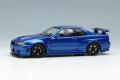 ** 予約商品 ** EIDOLON EM396B Nismo R34 GT-R Z-tune Bayside Blue
