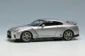 【お取り寄せ商品】 EIDOLON EM419A Nissan GT-R 2017 TE037 wheel Ver. Ultimate Metal Silver Limited 30pcs