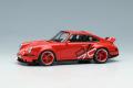 EIDOLON EM427C Porsche Singer DLS 2018 Bright Red (70th logo)