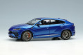 ** 予約商品 ** EIDOLON EM428D Lamborghini URUS 2017 (Asterope Wheel) Metallic Blue Limited 30pcs