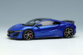 ** 予約商品 ** EIDOLON EM431C Honda NSX (NC1) with Carbon Package 2016 Nouvelle Blue Pearl Limited 30pcs