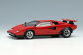 ** 予約商品 ** EIDOLON EM439B Lamborghini Countach LP400/500S Walter Wolf Ch.1120148 1975 Red /Rally Racing sticker