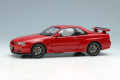 ** 予約商品 ** EIDOLON EM461C Nissan Skyline GT-R (BNR34) 1999 Active Red