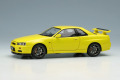 ** 予約商品 ** EIDOLON EM461D Nissan Skyline GT-R (BNR34) 1999 Lightning Yellow