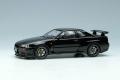** 予約商品 ** EIDOLON EM462E Nissan Skyline GT-R (BNR34) V-Spec 1999 Black Pearl