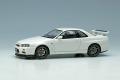 ** 予約商品 ** EIDOLON EM462F Nissan Skyline GT-R (BNR34) V-Spec 1999 White