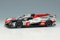 ** 予約商品 ** EIDOLON EM466A TOYOTA TS050 HYBRID 24h Le Mans 2018 Winner No.8 Limited 100pcs