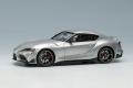 ** 予約商品 ** EIDOLON EM467F Toyota GR Supra RZ 2019 Japanese ver. Silver Metallic